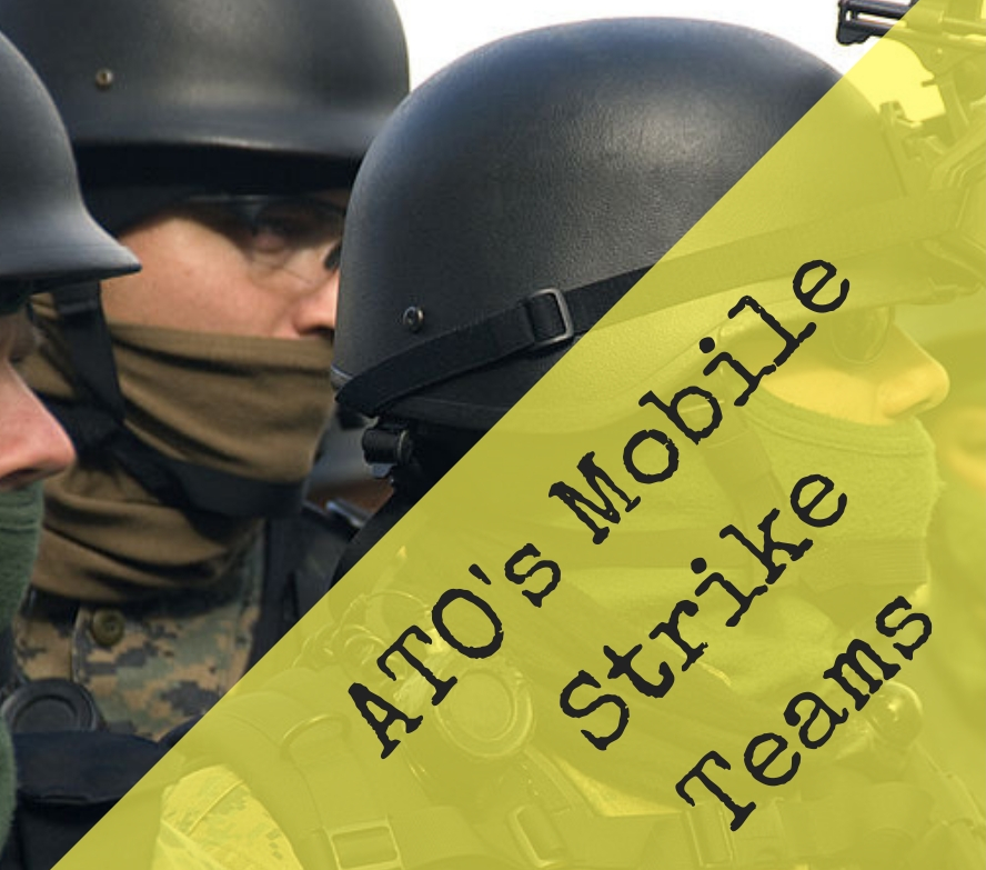 Tax Office Launch Mobile Strike Teams