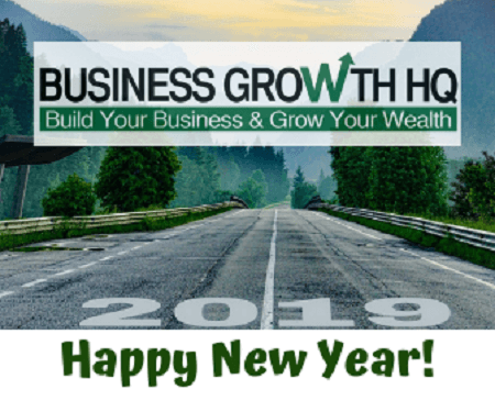 Happy New Year from Business Growth HQ