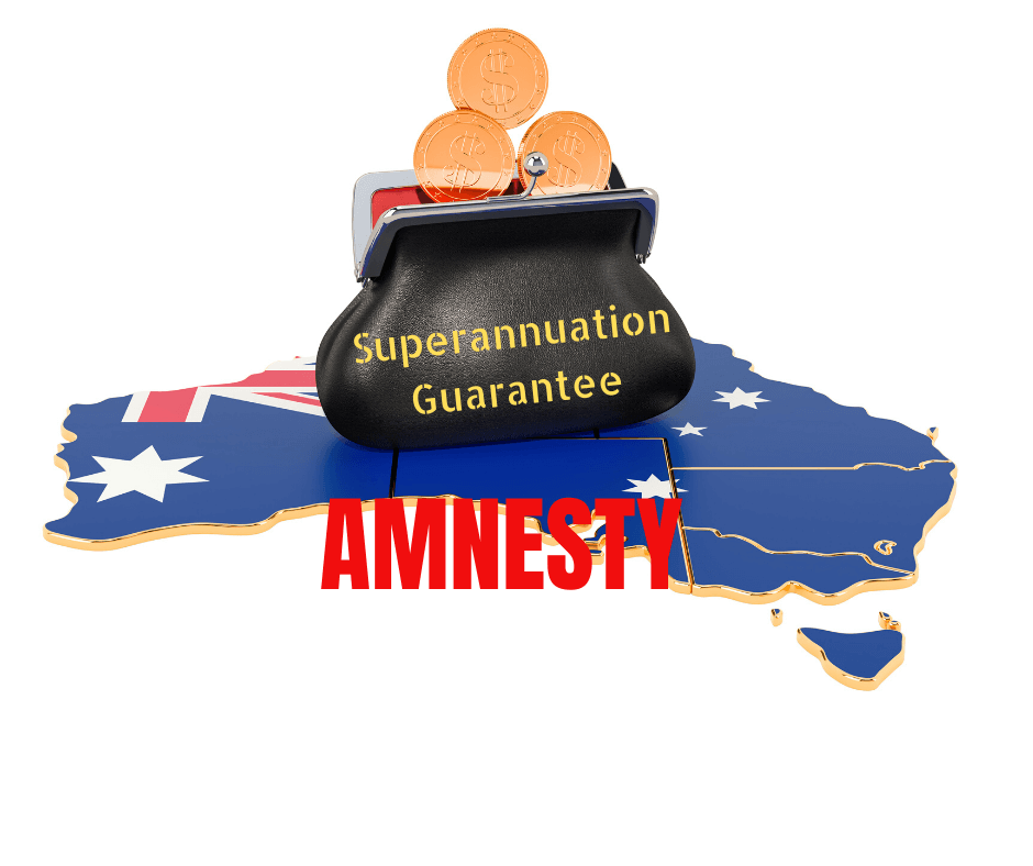 Proposed Superannuation Guarantee Amnesty Extension