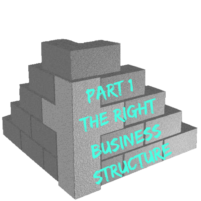 The Foundation Stones Of A New Business